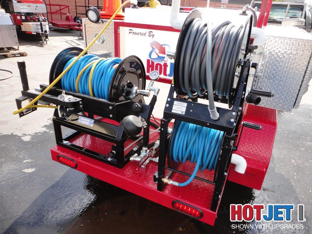 Best Diesel Truck 2016 >> Trailer Jetters for Sale - Hot Water Trailer Jetter Economy Series